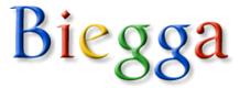 Biegga Mail Logotype